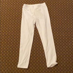Other - Kids white pants